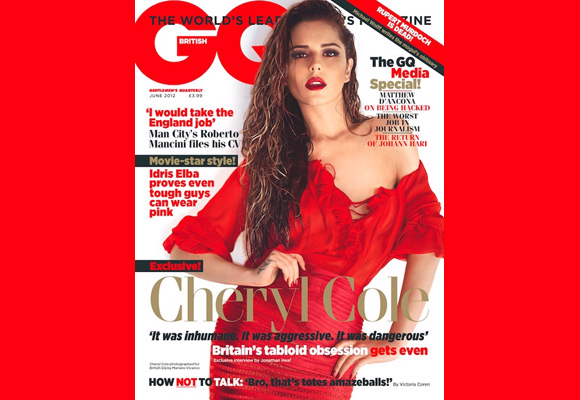 Cheryl Cole's GQ 'Sex'-Factor