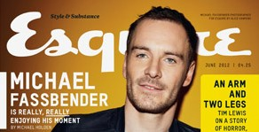 Michael Fassbender 'Enjoys His Moment' in Esquire UK