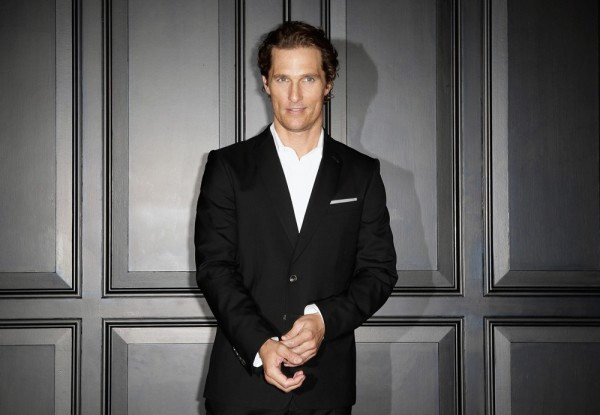 Matthew McConaughey Strips Down Gay Communitys Excitement For Magic Mike