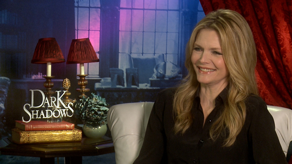 Roz's Five Minutes with Michelle Pfeiffer