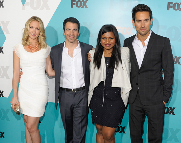 Mindy Kaling's New Show 'The Mindy Project'