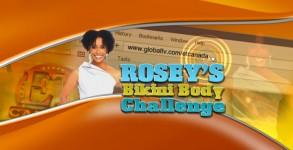 Rosey's Bikini Body Challenge Header