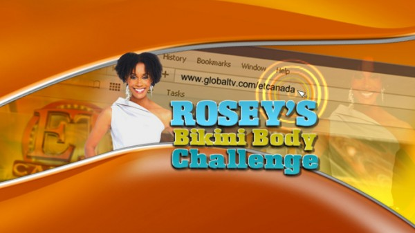 Rosey's Bikini Body Challenge – Day 6: Interval Running