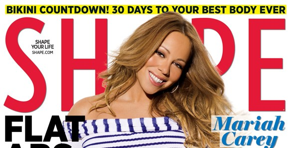 How Mariah Carey Dropped 30 Lbs in Three Months