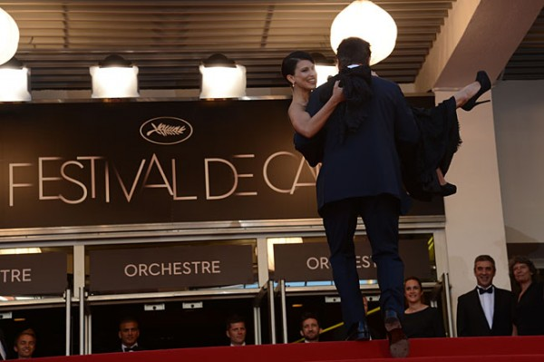 Romance Ensues As 65th Annual Cannes Film Festival Gets Underway