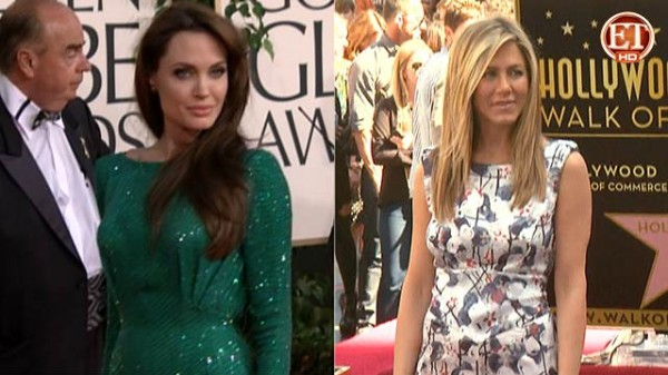 Angelina or Jen: Who Will Marry First?