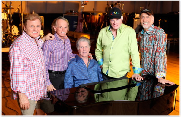 Brian Wilson: 'The Beach Boys Just As Good As 50 Years Ago'
