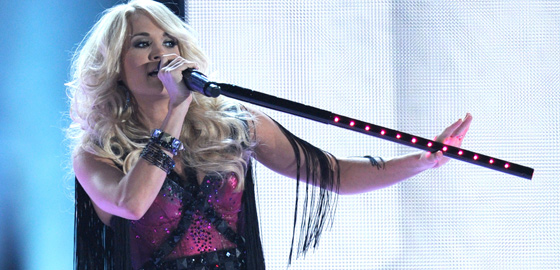 Carrie Underwood Live Concert To Celebrate Album Release