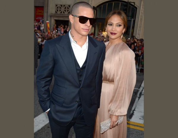 JLo Opens Up About Romance With Casper Smart