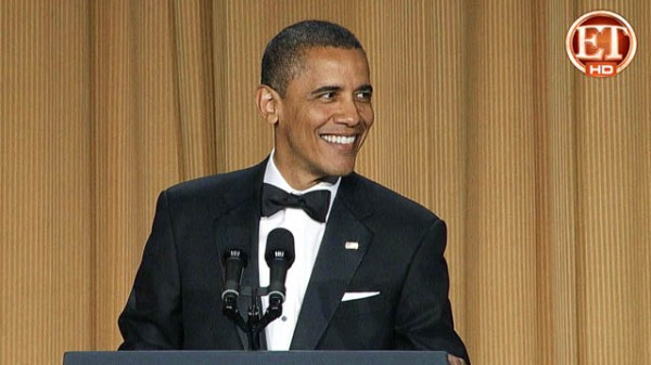 WHCD: Watch Obama's Best Jokes