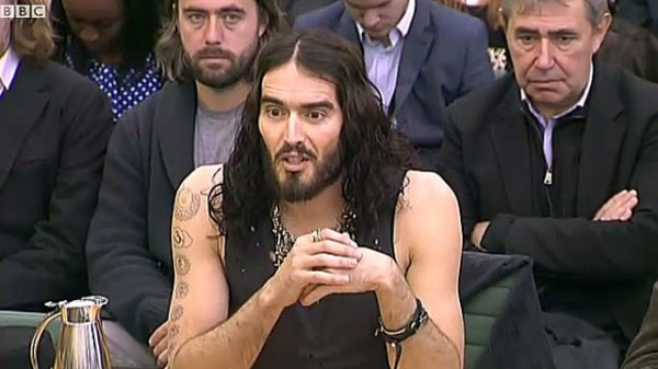 Russell Brand Urges &#8216;Compassion&#8217; for Drug Addicts