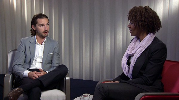 'Lawless' Shia LaBeouf Defends His Bad-Boy Behaviour