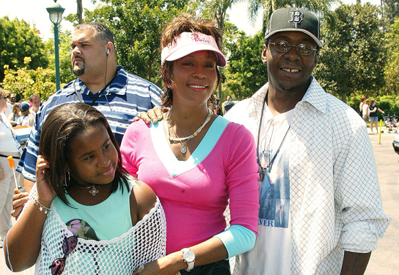 Bobby Brown: I'm Not The Reason Whitney Died