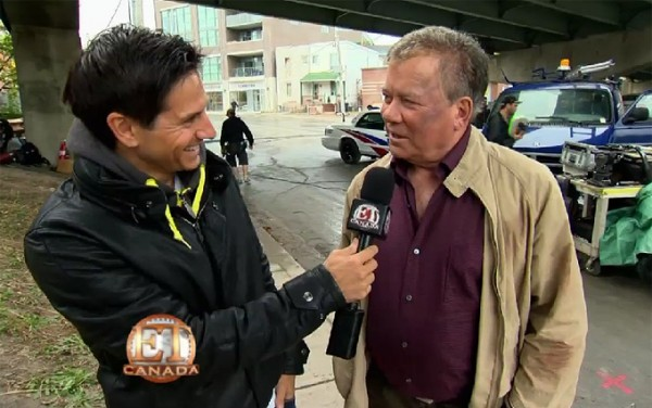 It's Shatner Time On 'Rookie Blue' Season 3 Premiere