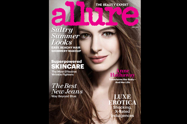 The Allure-ing Anne Hathaway