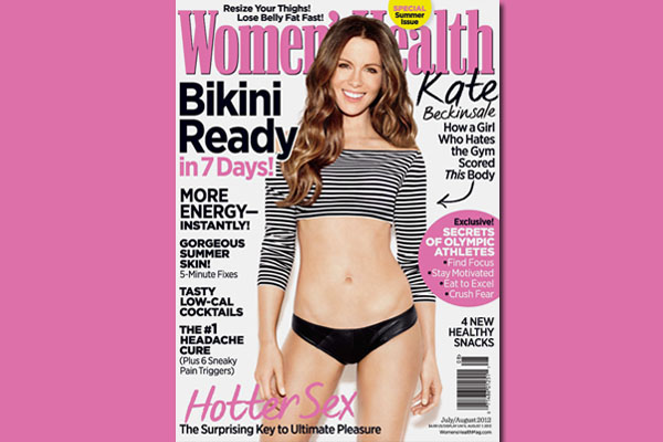 Kate Beckinsale is Pretty Badass in Women&#8217;s Health