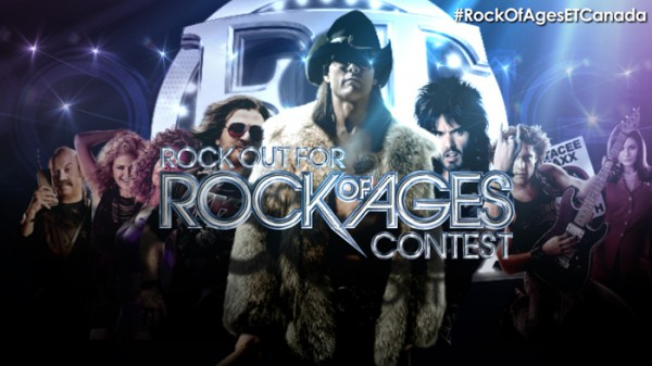 Rock Out for 'Rock of Ages' Contest