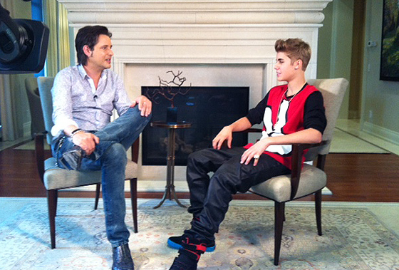 Justin Bieber Talks Growing Up