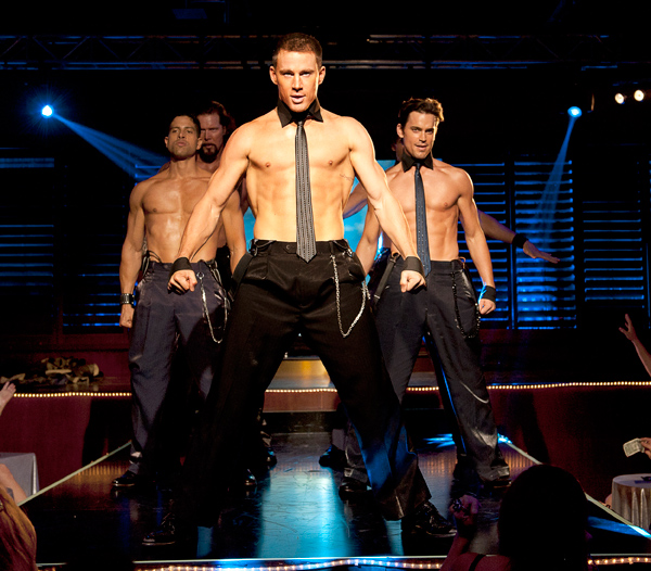 'Magic Mike': It's Getting Hot In Here!