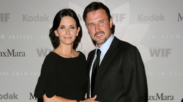 David Arquette Files For Divorce