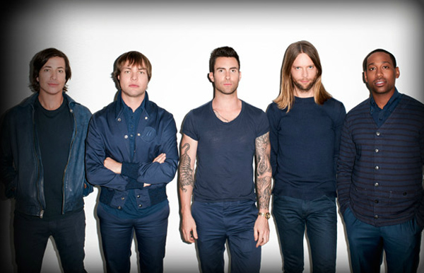 Maroon 5 Live on Letterman Webcast
