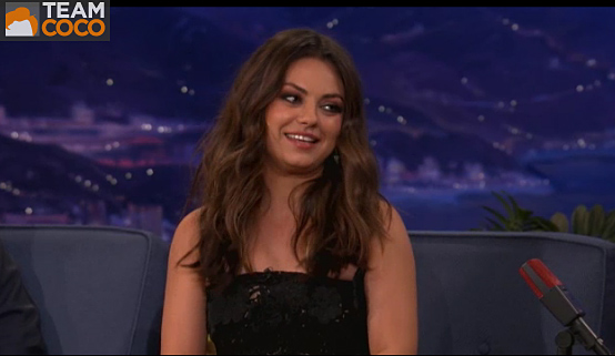 Mila Kunis On Her Inner Gay