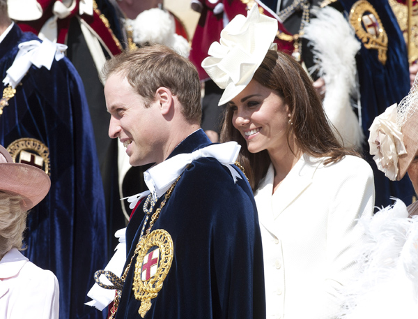 Prince William Turns the Big 3-0