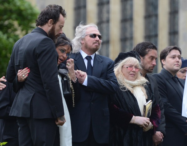 Robin Gibb's Final Farewell