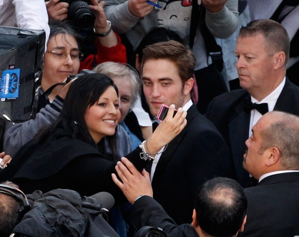 Robert Pattinson Returns To Toronto For Premiere