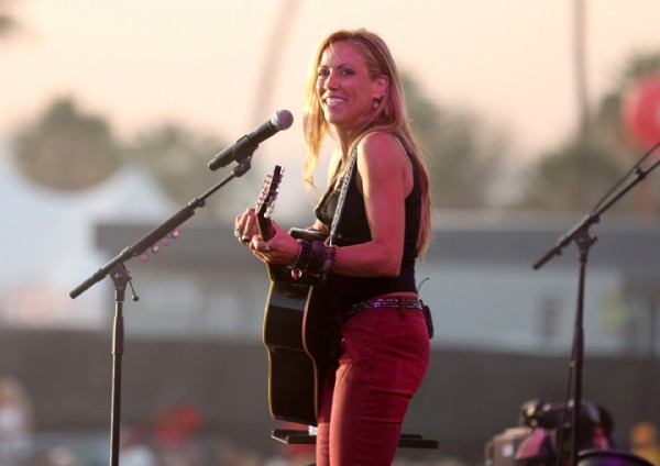 Sheryl Crow Has Brain Tumor