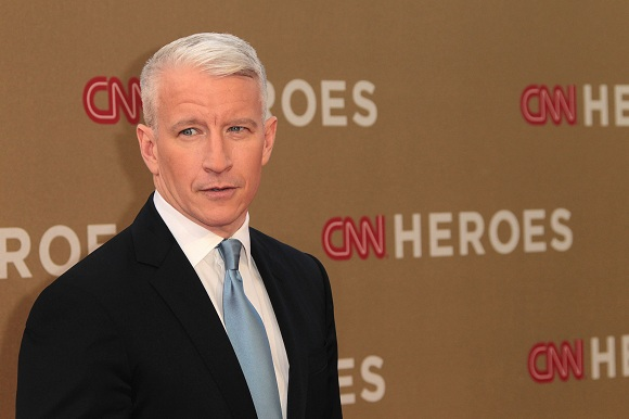 Stars Congratulate Anderson Cooper On Coming Out