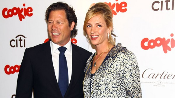 Report: Uma Thurman Gives Birth