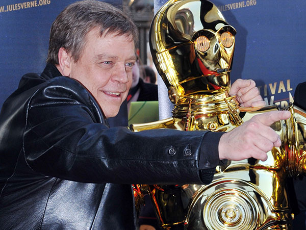 Mark Hamill Tells New Stories from &#8216;Star Wars&#8217;