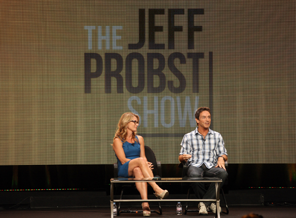 Behind the Scenes of 'The Jeff Probst Show'