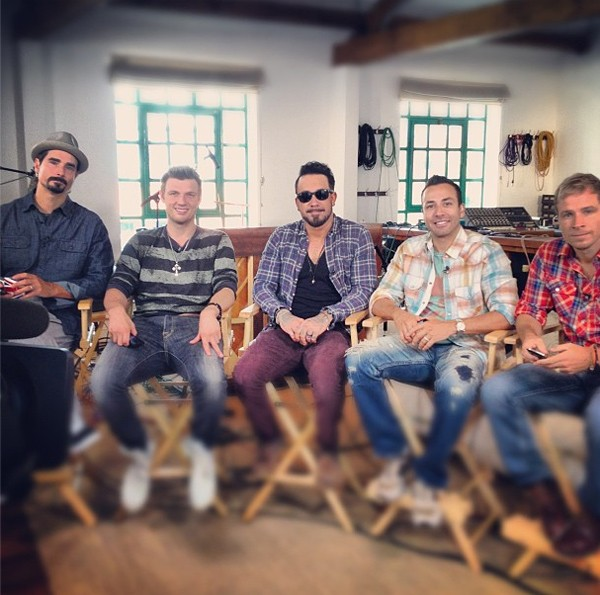 'Backstreet's Back' With New Album and Tour