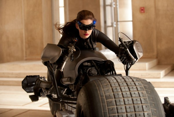 Hello Kitty! Anne Hathaway Is Purr-fect As The New Catwoman!