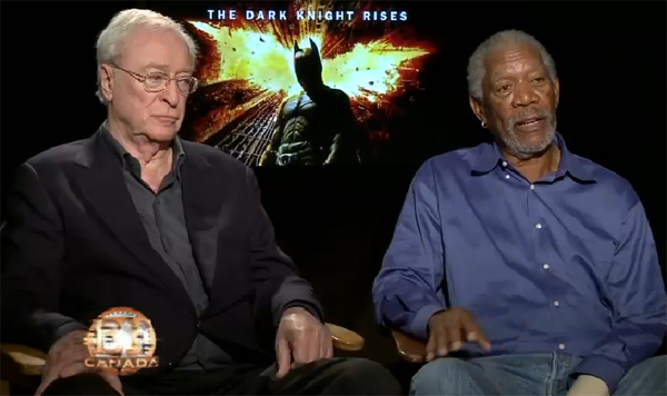 Hollywood Vets Dish On Dark Knight Finale