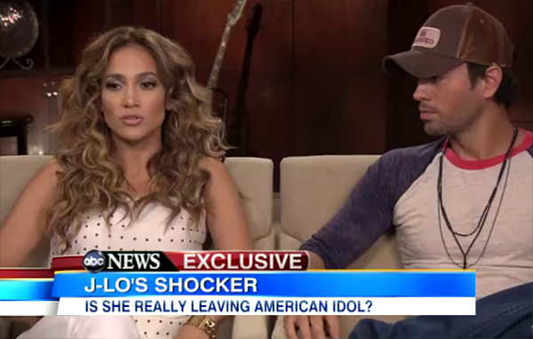 JLo and Enrique on &#8216;GMA&#8217; in Montreal