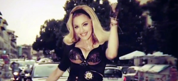 Madonna &#8216;Turn Up The Radio&#8217; Preview