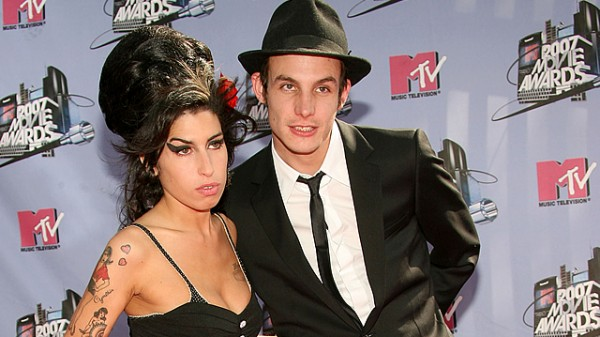 Amy Winehouse's Ex In a Coma