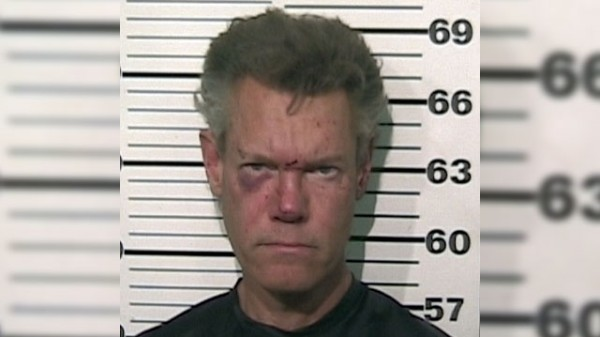 Randy Travis Arrested on Suspicion of DWI
