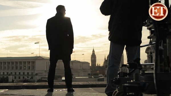 007′s London Skyline Stars as 'Skyfall' Backdrop