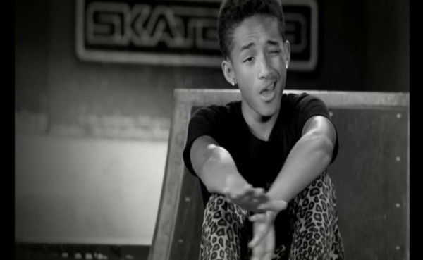 Jaden Smith Spits 'Pumped Up' Remix