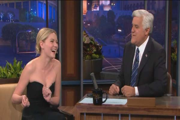 Kirsten Dunst Stops By &#8216;The Tonight Show&#8217;