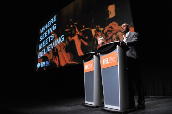 TIFF 2012 Film Announcement
