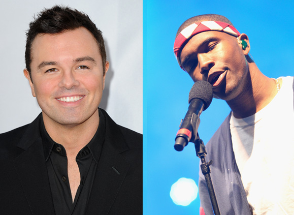 Seth MacFarlane and Frank Ocean To Kick-Off 'SNL'