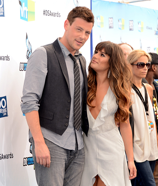 Lea Michele and Cory Monteith&#8217;s Date Night