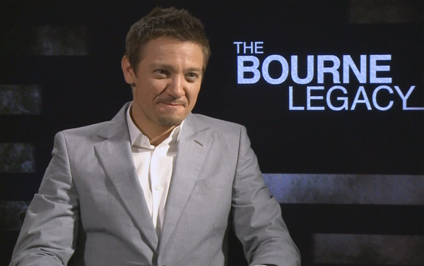 Jeremy Renner on the 'Bourne' Series' New Identity
