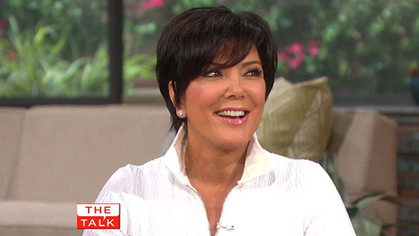 Kris Jenner On Run-In With Ex
