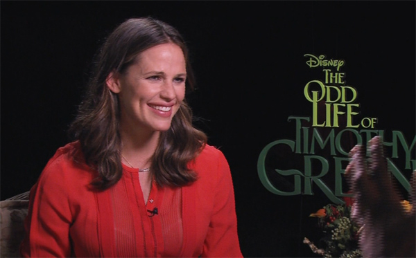 Jennifer Garner Relishes Parenthood On and Off Screen